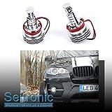 Angel Eyes Brenner für Ihr Fahrzeugmodell von 3-10 Watt Brennstärke und von 5000-8000 Kelvin Leuchtfarbe. (2x 10 Watt 5000 Kelvin)