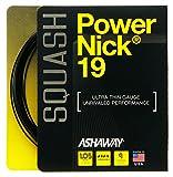 Купить ASHAWAY PowerNick 19Squash Saite Set–Schwarz