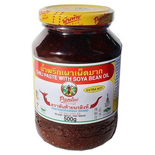 Pantai Thai Chili Paste Mit Sojal S Und Extra Hot