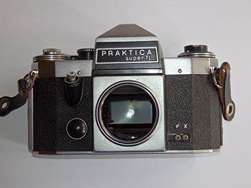 Galleria fotografica Macchina fotografica–Praktica Super TL von Pentacon Dresda–SLR Camera–Solo corpo/Body # # # Collector' s Item by lll Group # # #