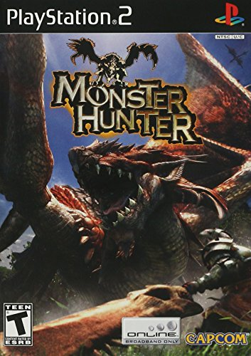 Monster Hunter - PlayStation 2 by Capcom (Monster Hunter Für Ps2)