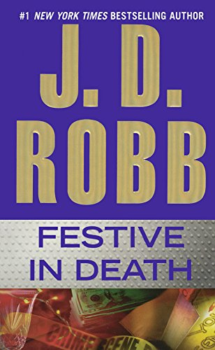 Festive in Death por J. D. Robb
