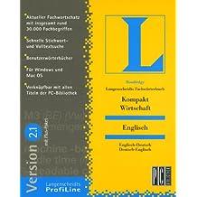 Routledge Langenscheidts Fachwörterbuch Kompakt Wirtschaft, Englisch Version 2.1 mit Plus-Paket (PC Bibliothek Profiline) Englisch-Deutsch/Deutsch-Englisch