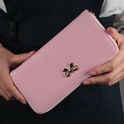 GPCT, Poschette giorno donna Pink