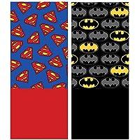 Braga cuello Batman Superman logo coralina surtido
