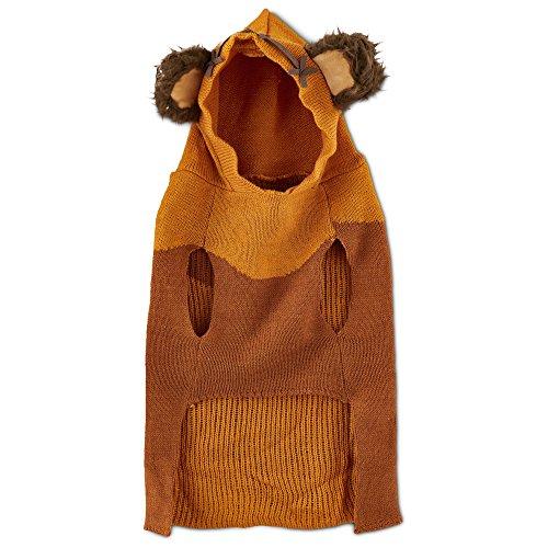 Star Wars Ewok Hundepullover mit Strickpullover, Small