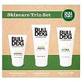 Bulldog Original Hautpflege-Geschenk-Set mit Feuchtigkeitscreme, Rasiergel und Gesichtswaschgel