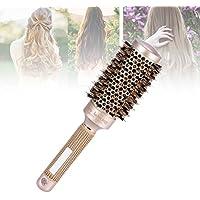 Cepillo nano cerámico iónico redondo para el secado de cabello con 4 dimensiones Cepillo del hierro