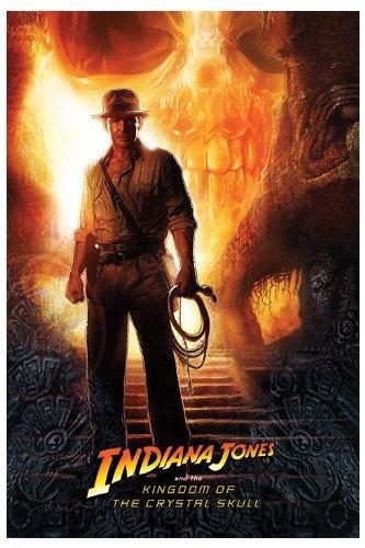 Pyramid Posters Póster Indiana Jones–Reino del Calavera de...