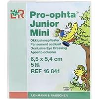 PRO Ophta Junior Mini Okklusionspflaster, 5 St preisvergleich bei billige-tabletten.eu