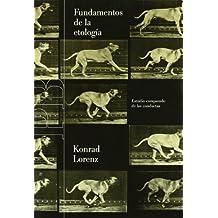 Fundamentos de la etología: Estudio comparado de las conductas (Básica)