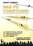 Das PC-Tonstudio Band 1-8 als e-Book - Die ganze Welt der digitalen Audiotechnik (5. Auflage)