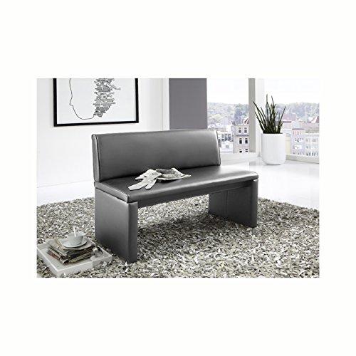 SAM Esszimmer Sitzbank Family Gibson in grau, 60 cm Breite, Sitzbank mit pflegeleichtem SAMOLUX Bezug, angenehmer Sitzkomfort, frei im Raum aufstellbare...