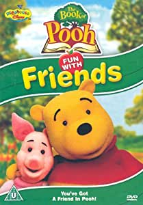 The Book Of Pooh: Fun With Friends [DVD]