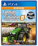 Farming Simulator 19 Day One Edition - PlayStation 4 [Edizione: Regno Unito]