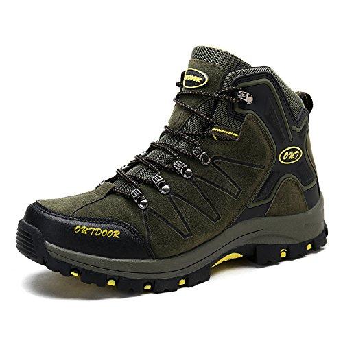 Scarpe da Escursionismo Calzature da Escursionismo da Uomo Arrampicata Sportive All'aperto Escursionismo Sneakers