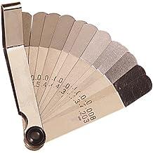 Draper 19577 - Galgas de espesores (12 hojas dobladas, sistema métrico e imperial)
