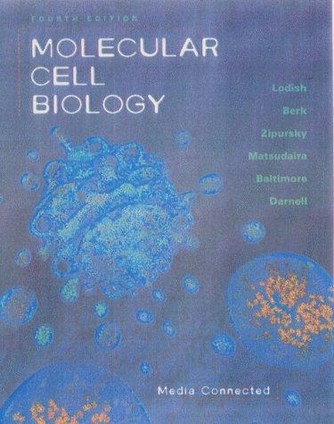 Molecular Cell Biology 4th ed