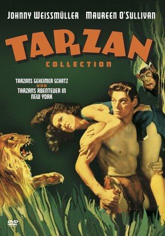 Tarzans geheimer Schatz / Tarzans Abenteuer in New York