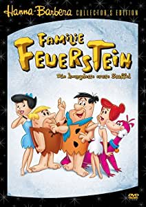 Familie Feuerstein - Die komplette erste Staffel [Collector's Edition] [5 DVDs]