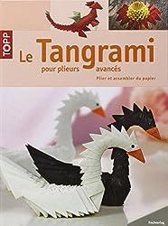 Le Tangrami pour plieurs avancés : Plier et assembler du papier
