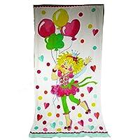 Princess Lillifee Dancing Lillifee Bath Towel, 75 x 150 cm, Model# 12260