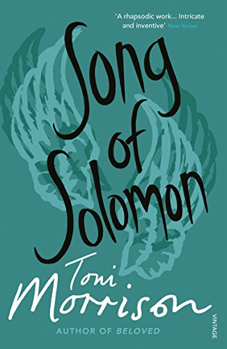 Song Of Solomon: A Novel (Roman) por Toni Morrison