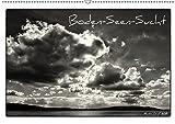 Boden-Seen-Sucht (Wandkalender 2019 DIN A2 quer): Der Bodensee und der angrenzende Rhein in zeitlosen Schwarz-Weiß-Fotos (Monatskalender, 14 Seiten ) (CALVENDO Kunst)