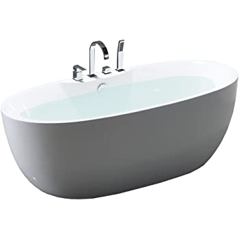 Baignoire Ovale Ilot
