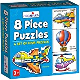 Creative Educational Aids P. Ltd. 0772 Puzzles (8 Piece)