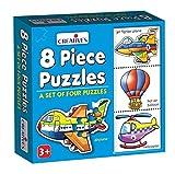 #7: Creative Educational Aids P. Ltd. 0772 Puzzles (8 Piece)