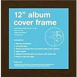 Album Cover Frame-Walnut