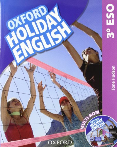 Holiday English 3º ESO: Student's Pack Spanish 3rd Edition (Holiday English Third Edition) - 9780194014526