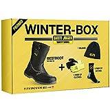 Safety Jogger BESTBOOT, Unisex - Erwachsene Arbeits & Sicherheitsschuhe S3 , Farbe: Winter Box, Gr: 41