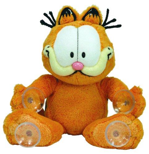 Ty Garfield Stuck on you Beanie mit Saugnäpfen 22 cm -