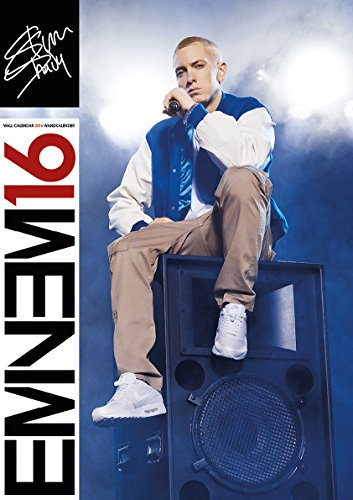 Eminem 2016 Calendar