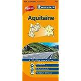Aquitaine (Michelin Regionalkarte)