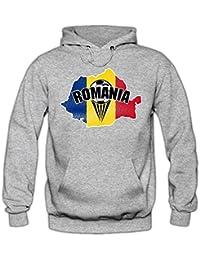 Rumänien WM 2018#1 Hoodie | Fußball | Herren | Trikot | Nationalmannschaft