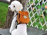 Rucksack Bär für Ihr Haustier tragen Ihr Wasser, ihre gemeindesäle Reinigungstücher und Taschen... und auch deine Sachen Neuheit in Geschäften Gerät für Tiere Hunde tierarzt von Open Buy
