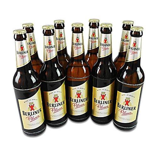 Berliner Pilsner (9 Flaschen à 0,5 l / 5,0 % vol.) (Pilsner Bier)