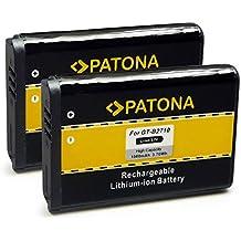 2x PATONA Bateria AB803446BU para Samsung GT-B2710 Xcover 271