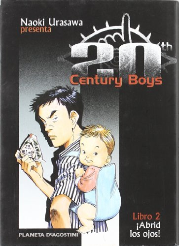 20th Century Boys 2, Â¡Abrid los ojos! Cover Image