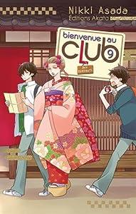 Bienvenue au club Edition simple Tome 9