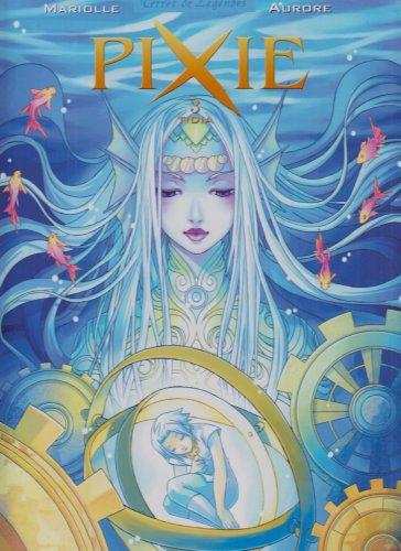 Pixie, Tome 3 : Tidia