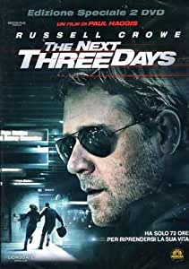The next three days (edizione speciale) [2 DVDs] [IT Import]