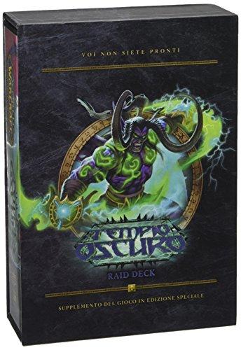 World of Warcraft-Dunkle Tempel Raid Deck Kartenspiel, 1Stück (Warcraft-kartenspiel)