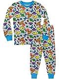 Harry Bear Jungen Dinosaurier Schlafanzug Slim Fit Mehrfarbig 110
