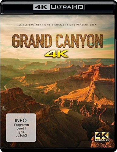 Grand Canyon - 4k Ultra HD Blu-ray