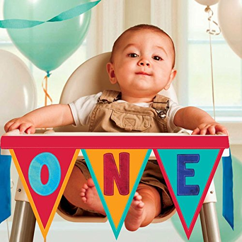 amscan-international-241410-rainbow-1st-birthday-high-chair-decorating-kit-pack-of-3