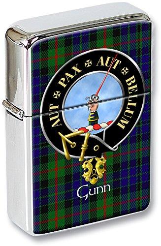 gunn-scottish-clan-crest-flip-top-lighter-in-a-gift-tin